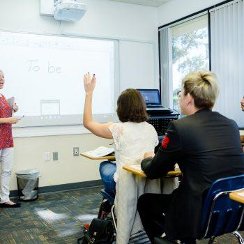Harvest English Institute Classroom
